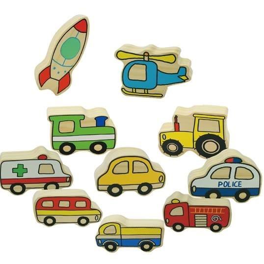 Nexus Village Vehicles