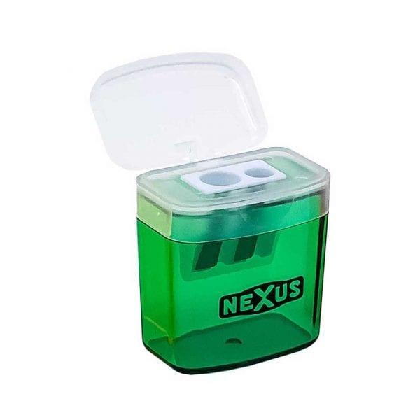 Nexus Dual Hole Pencil Sharpener (30 Pack)