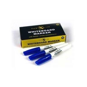 Nexus Children's Whiteboard Pen – Blue (Box of 12)