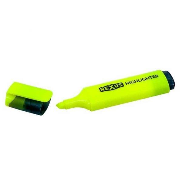 Nexus Yellow Highlighter (30 Pack)