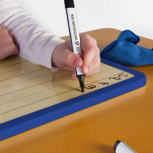 Nexus Magentic A4 Buff Writing Board