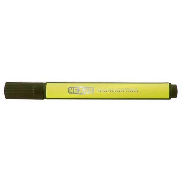 Nexus Triangular Yellow Highlighter (30 Pack)