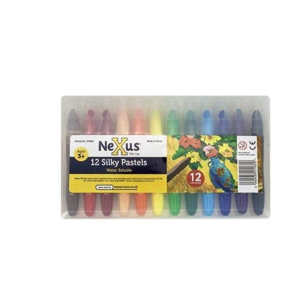 Nexus Silky Pastels
