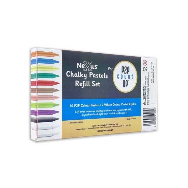 P2P Chalky Pastel Refills