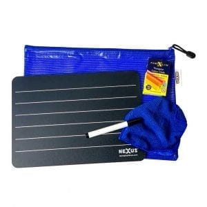 Nexus A4 Writing Board Essential Kit (26cm x 36cm)