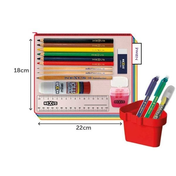 Nexus Infants Essential Kit – 18cm x 22cm (30 Pack)