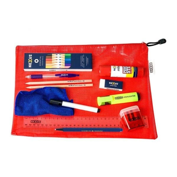 Nexus Juniors Essential Kit with Black Pen (26cm x 36cm)
