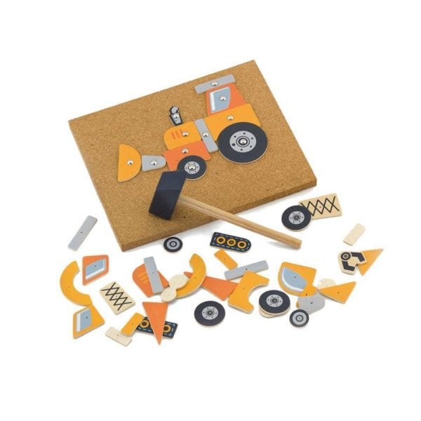 Nexus Hammer & Tack Vehicle Set