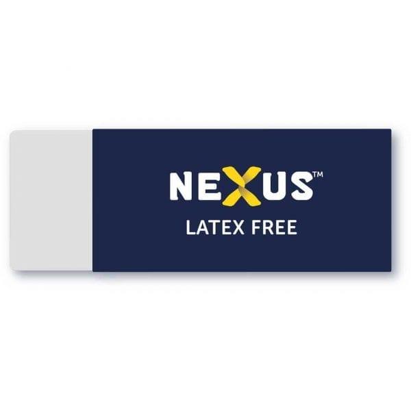 Nexus Latex Free Erasers