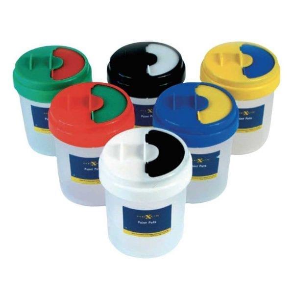 Nexus Non-Spill Paint Pots