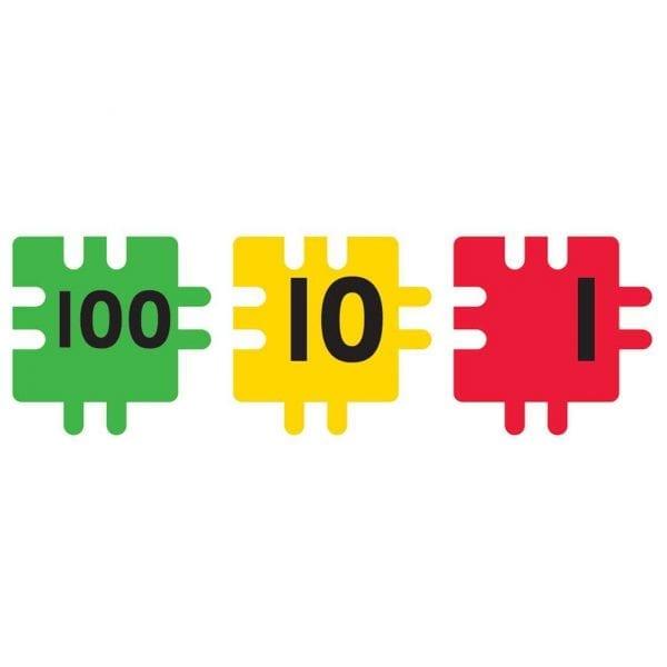 Nexus Linking Squares Hundreds/Tens/Units