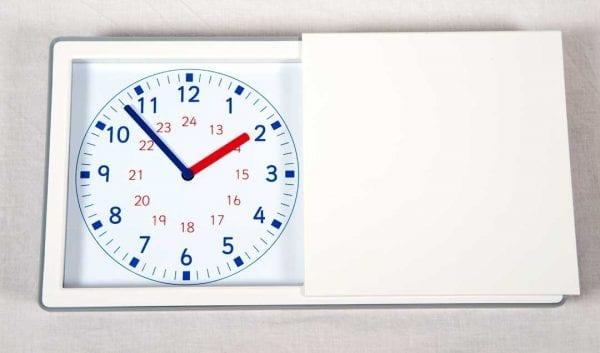 Nexus Dual Time Clock