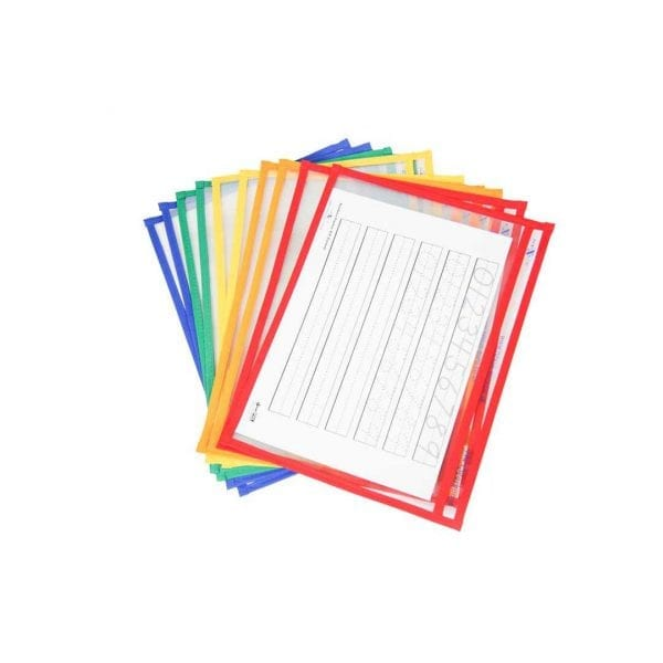 Nexus A4 Clear Boards (10 Pack)