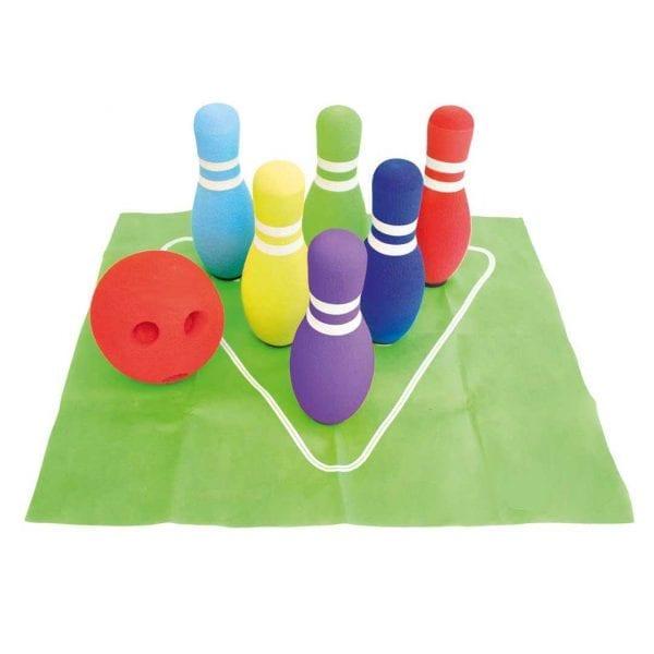 Nexus Soft Bowling Game