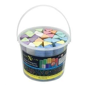 Nexus Giant Triangular Playground Chalk
