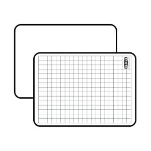 Nexus A4 Grid Writing Board (10 Pack)