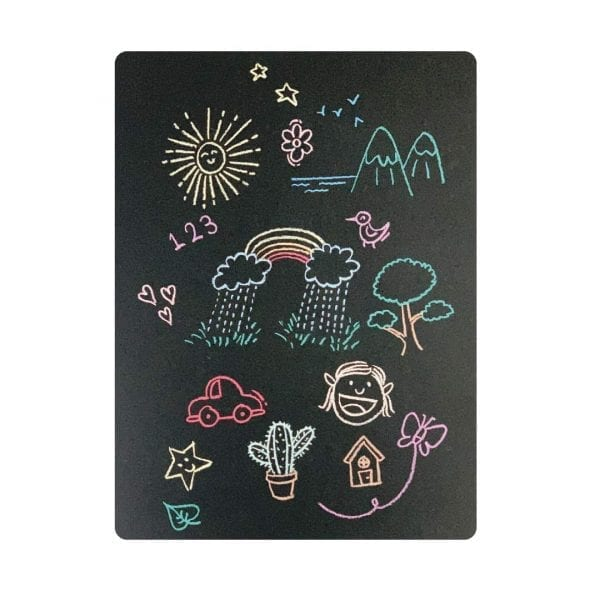 Nexus Magnetic Blackboard Sheet