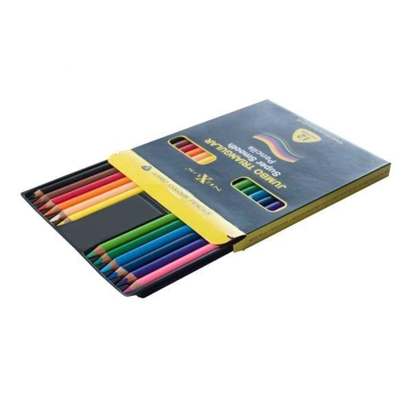 Nexus Jumbo Super Smooth Pencils (Triangular) – Class Set