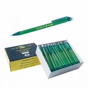Nexus Trainer Pencils Green 0.5mm (Pack of 100)