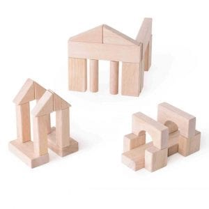 Unit Blocks Set A – 28pcs
