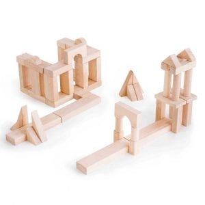 Unit Blocks Set B – 56pcs