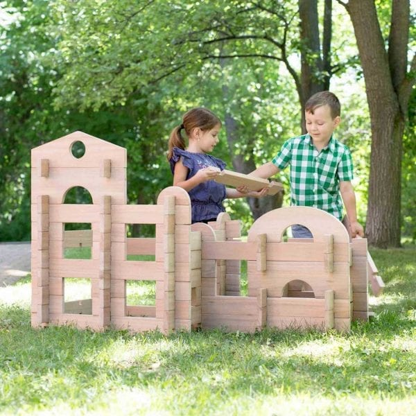 Notch Blocks Cart