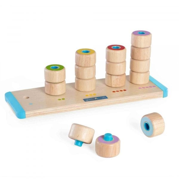 Count and Stack Poppers