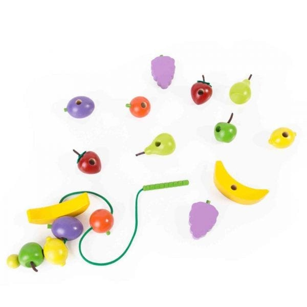 Count & Lace Fruit