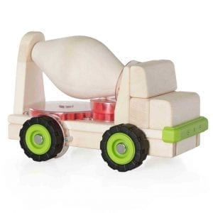 Block Science Big Block Trucks – Cement Mixer