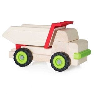 Block Science Big Block Trucks – Dump Truck
