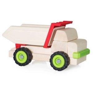 Block Science Big Block Trucks – Dump Truck
