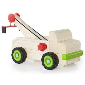 Block Science Big Block Trucks – Tow Truck