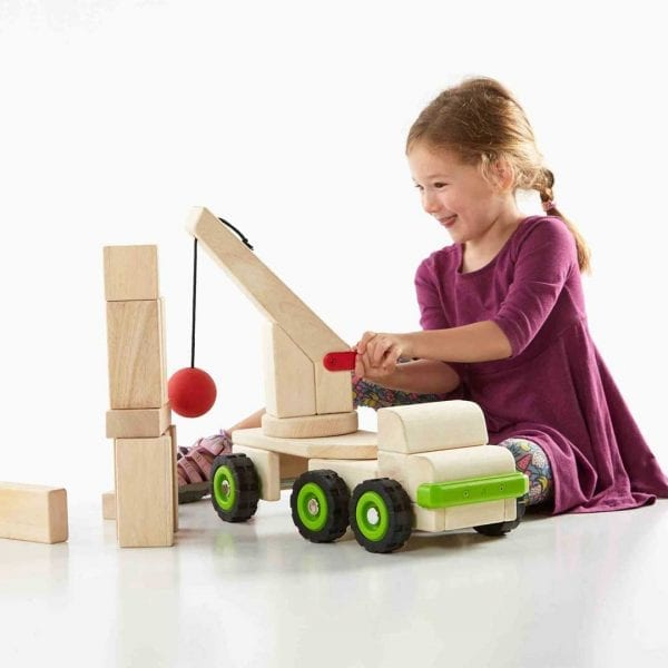Block Science Big Block Trucks – Wrecking Ball