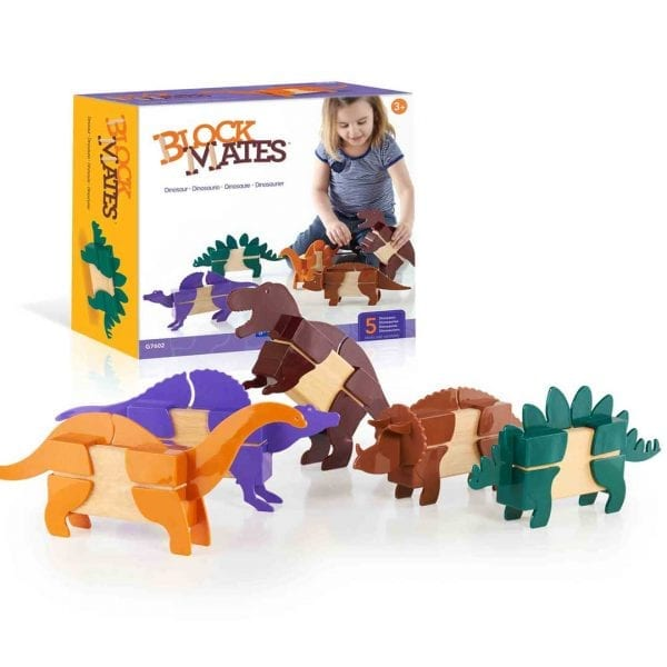 Block Mates – Dinosaurs