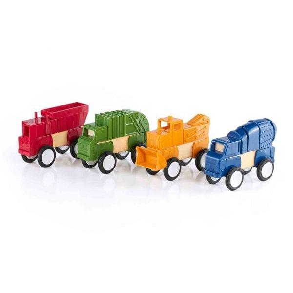 Block Mates – Construction Vehicles