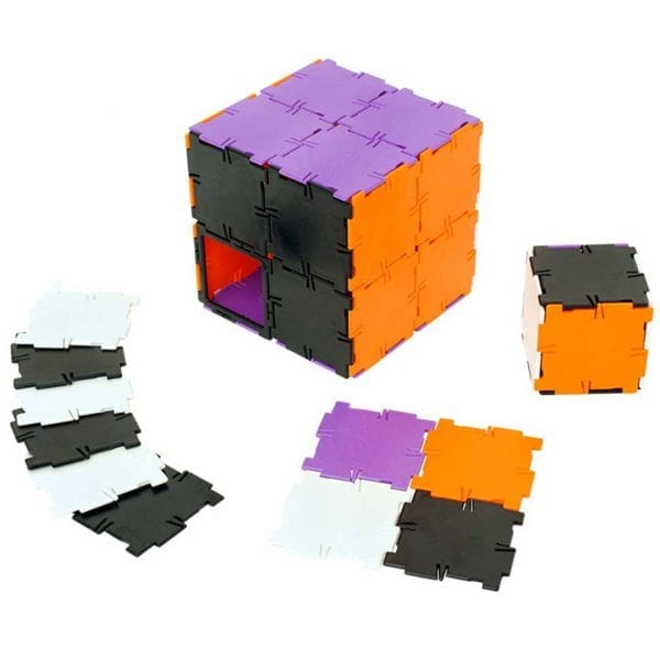 Polydron Bulk Sets 40 Squares