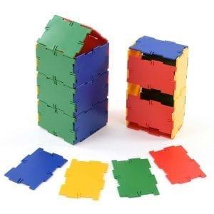 Polydron Bulk Sets 30 Rectangles