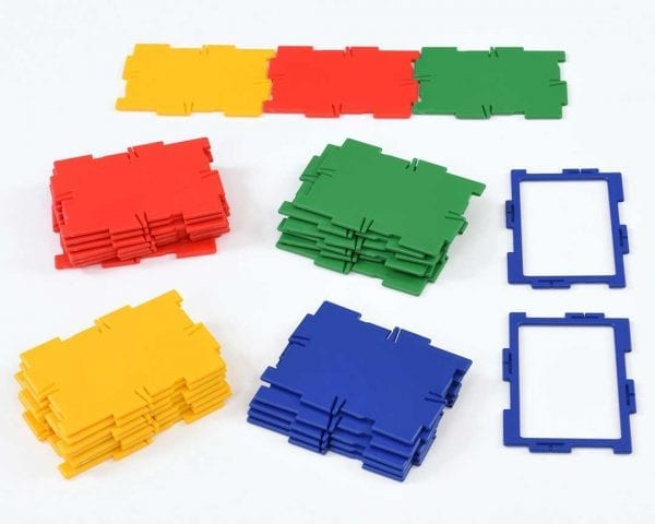 Polydron Bulk Sets 30 Rectangles