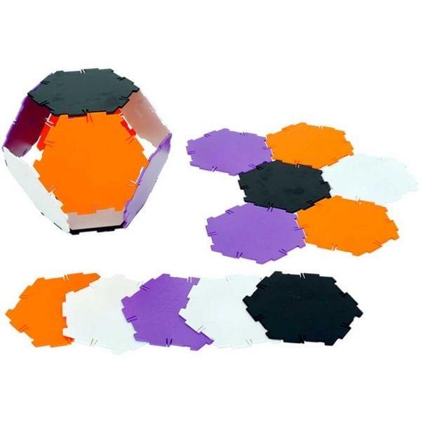 Polydron Bulk Sets 20 Hexagons