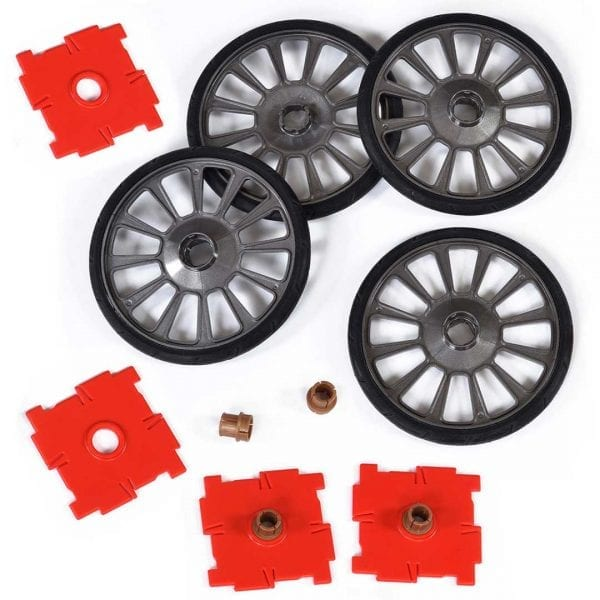 Polydron Wheels Set