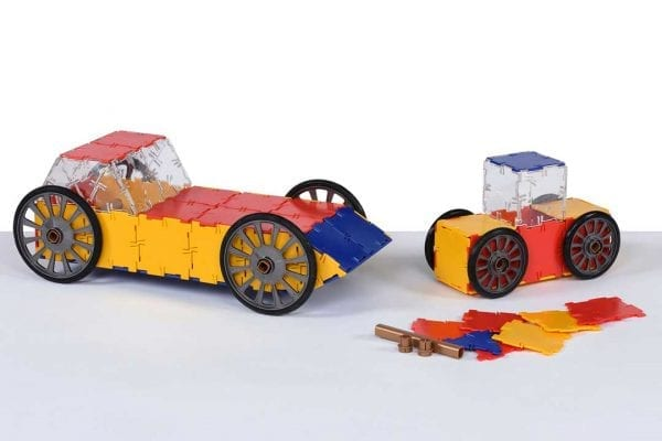 Polydron Vehicles Builder