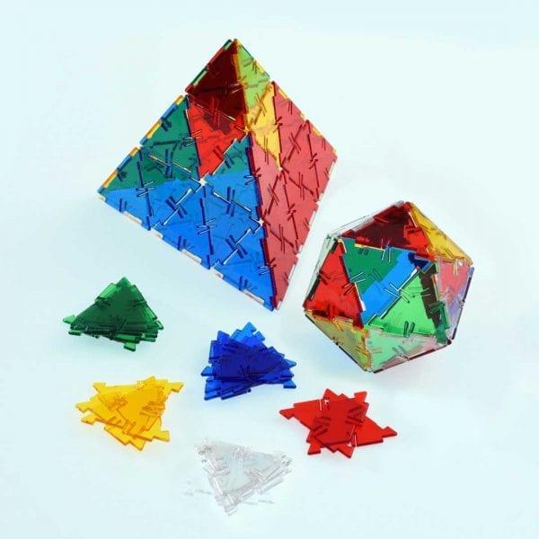 Crystal Polydron Basic Set