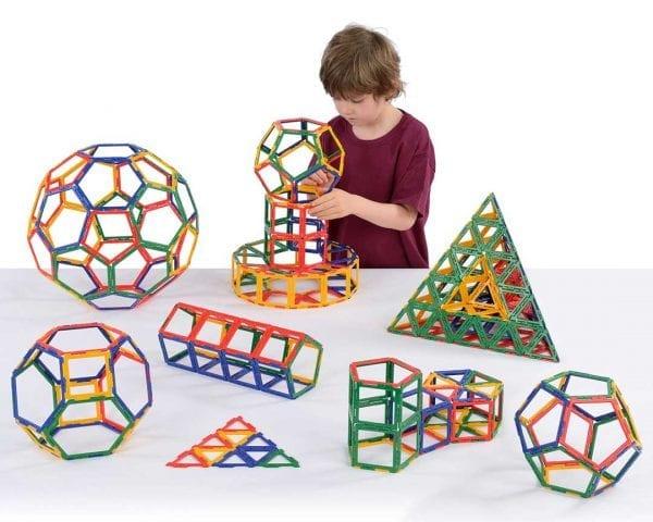 Polydron Frameworks Class Set