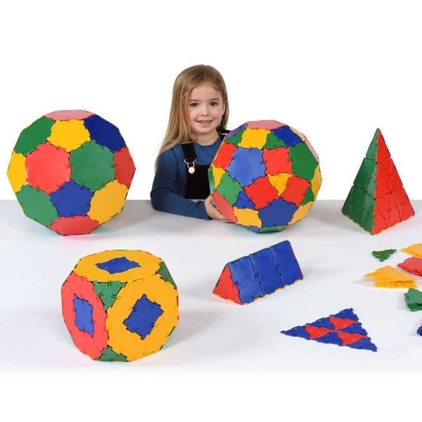 Polydron Primary Maths Set