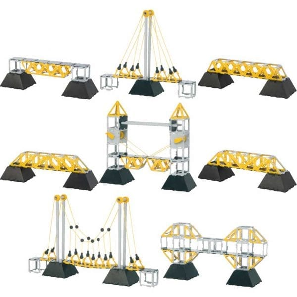 Polydron Bridges Set