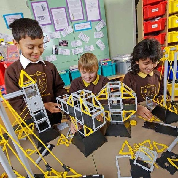 Polydron Bridges Class Set