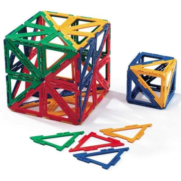 Polydron Frameworks Bulk Sets 100 Right Angle Triangles