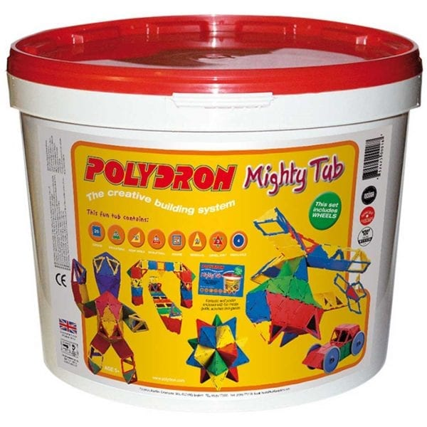 Polydron Mighty Box
