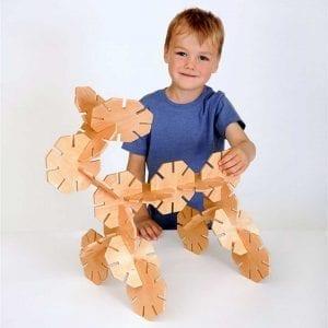 Wooden Octoplay Set