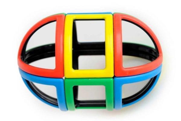 Magnetic Polydron Sphera Set